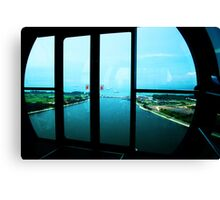 Breathtaking View Canvas Print