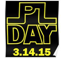Pi Day - 3.14.15 Poster