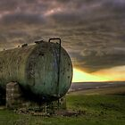 Chanctonbury Water Tank by Greg Roberts