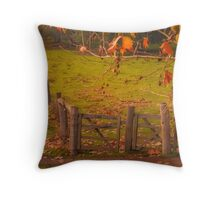 Golden Valley Tree Park, Balingup, Western Australia #6 Throw Pillow