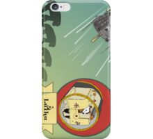 First Living Thing in Space iPhone Case/Skin