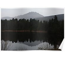 Silent Valley Reflections Poster