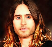 Jared Leto by Portraitist9