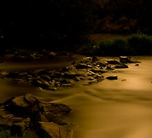 River of Gold by Tony Lin
