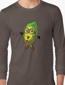 Minion/Tingle Long Sleeve T-Shirt