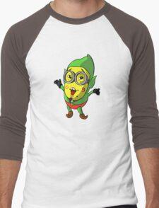 Minion/Tingle Men's Baseball ¾ T-Shirt