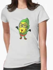 Minion/Tingle Womens Fitted T-Shirt