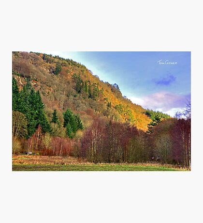 Weem Rock II Photographic Print