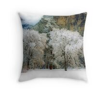 Yosemite #10 Throw Pillow