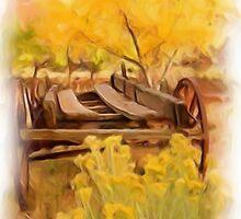 Old wagon by ezcat