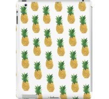 Pineapple Pattern iPad Case/Skin