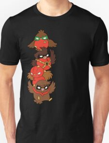 Go!Robins! - Lets fluff up! T-Shirt