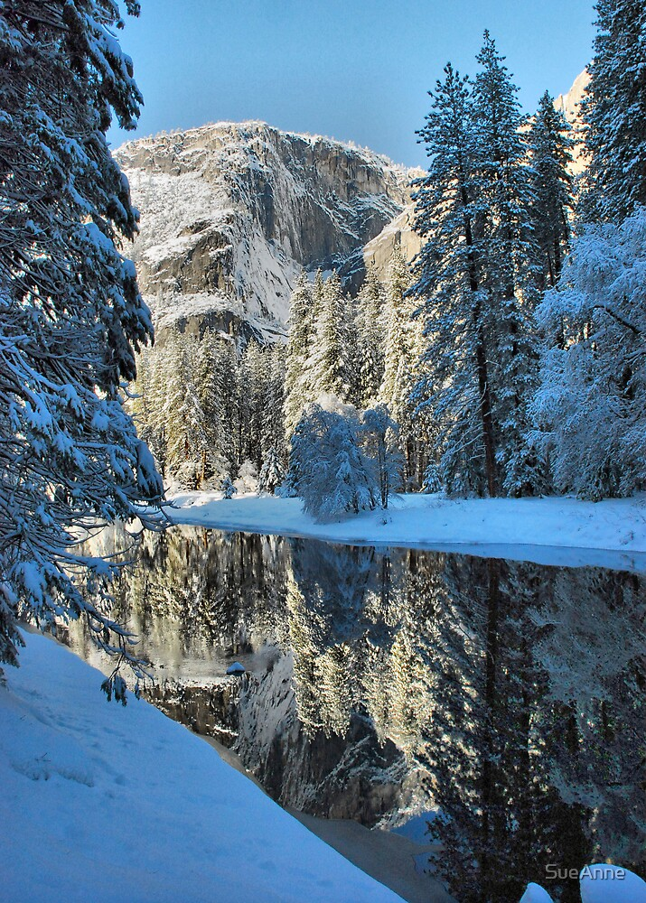 Yosemite #11 by SueAnne