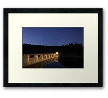 Mundaring Weir - Western Australia  Framed Print