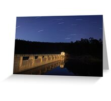Mundaring Weir - Western Australia  Greeting Card