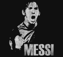 Lionel Messi by pixelpoetry