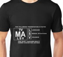 This Shirt Contains Nudity Unisex T-Shirt