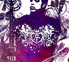 Prince Rogers Nelson - with Love by JBJart