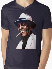 Compay Segundo Mens V-Neck T-Shirt