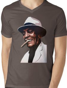 Compay Segundo Mens V-Neck T-Shirt