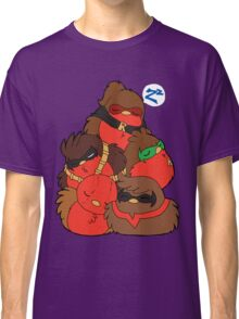 Go!Robins! - A pile of Robins Classic T-Shirt