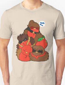 Go!Robins! - A pile of Robins Unisex T-Shirt