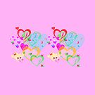 Hearts for lovers by Antonio  Luppino