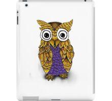 Hooty the Owl iPad Case/Skin