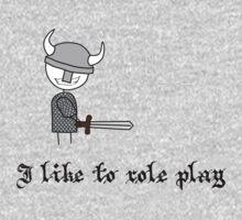 I Like to Role Play by lyndon