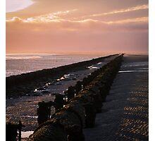 Into the Horizon Photographic Print