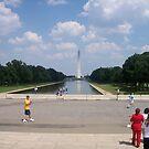 Washington Monument by Happywoman