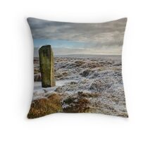 The Oxenhope Stoop Throw Pillow