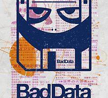 Bad Data: Pandamonium (Navy Blue) by baddata