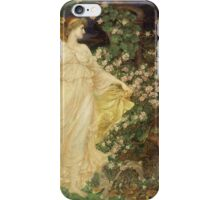 William Blake Richmond - Venus and Anchises iPhone Case/Skin