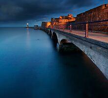 Castle Cornet Guernsey by PhotoToasty