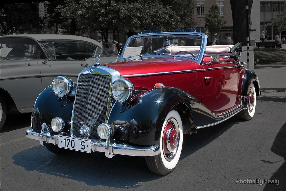 1949 Mercedes 170S by PhotosByHealy
