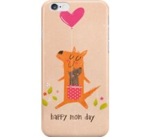 Happy Mom Day iPhone Case/Skin