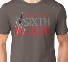 CRIMSON GUARD Sixth blade Unisex T-Shirt
