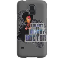 Marry a Doctor Smith Samsung Galaxy Case/Skin