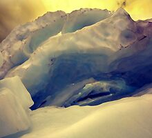 The Ice Cave by Mel Brackstone