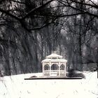 Winter Gazebo by KellyHeaton