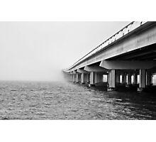 Causeway Photographic Print