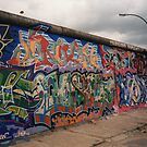 THE BERLIN WALL by DIANEPEAREN