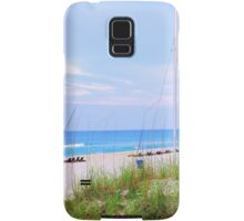 A Beach Scene Samsung Galaxy Case/Skin