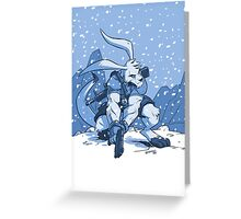 Salty Roo - I Am What I Am!  Greeting Card