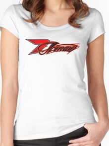 2015 Iceman 7 Women's Fitted Scoop T-Shirt