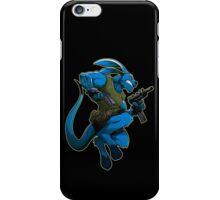 """Salty Roo """"I want the rest of you cowboys to know something, there's a new sheriff in town. And his name is Salty Roo."""" iPhone Case/Skin"""