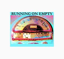 Running on Empty Unisex T-Shirt
