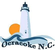 Ocracoke Island - OBX. by America Roadside.