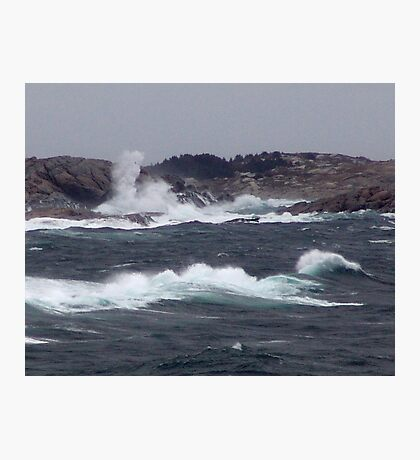 Wild Coast Photographic Print